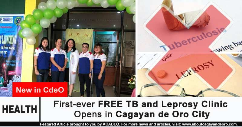 FREE TB and Leprosy Clinic