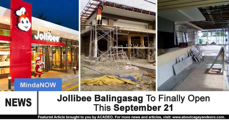 Jollibee Balingasag
