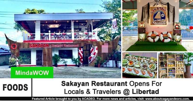 sakayan restaurant