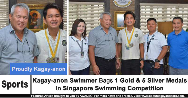 Kagay-anon Swimmer