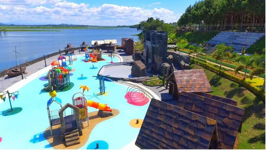 Look Vikings Lake A New Amp Fun Location Maramag Bukidnon