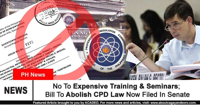 CPD Law