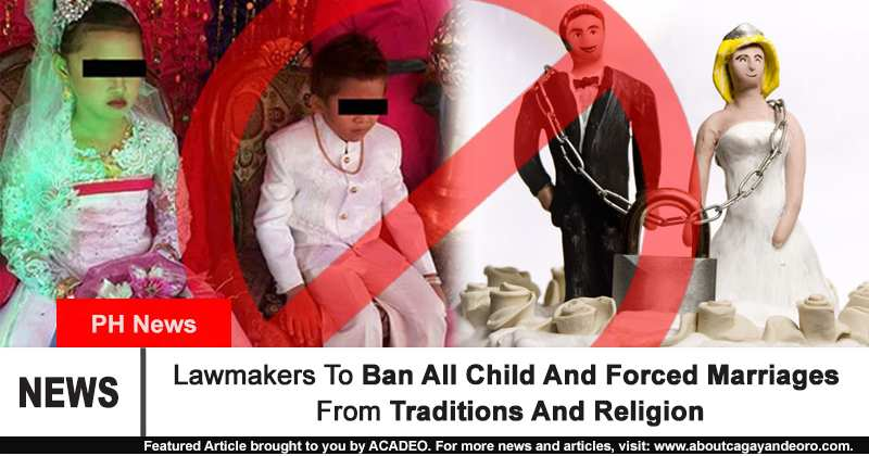 Child And Forced Marriages