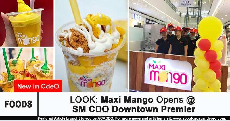 Maxi Mango