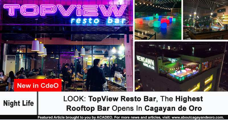 TopView Resto Bar