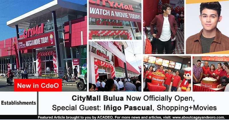 CityMall Bulua