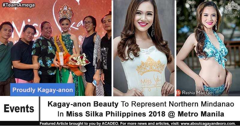 Miss Silka Philippines 2018