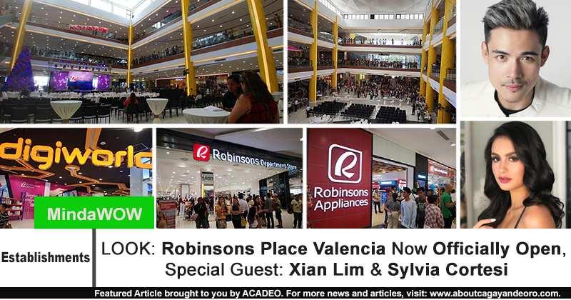 Robinsons Place Valencia