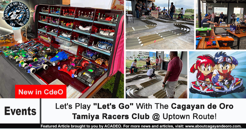 Cagayan de Oro Tamiya Racers Club