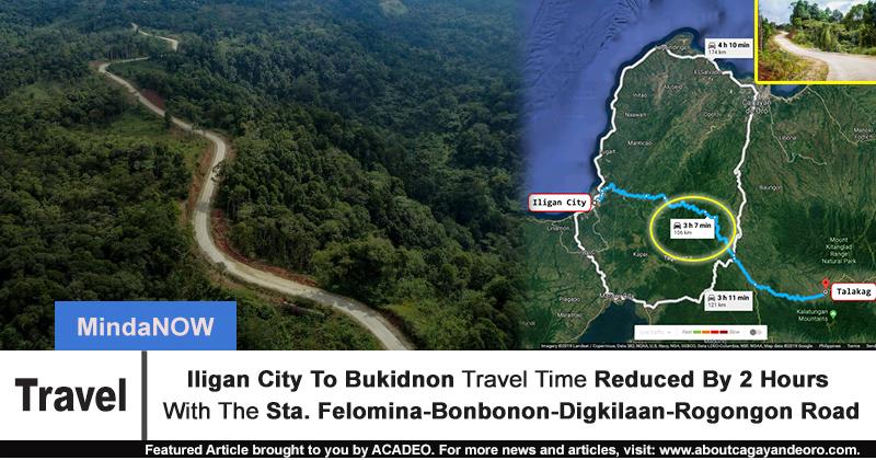 Iligan City To Bukidnon