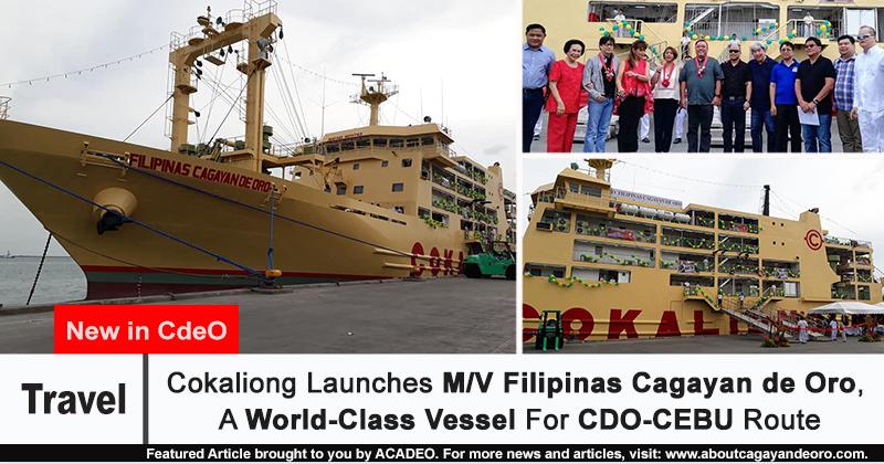 M/V Filipinas Cagayan de Oro