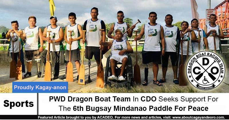 PWD Dragon Boat Team