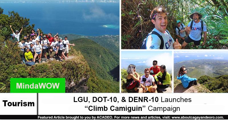Climb Camiguin