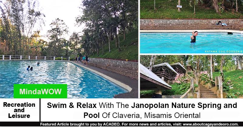 Janopolan Nature Spring and Pool
