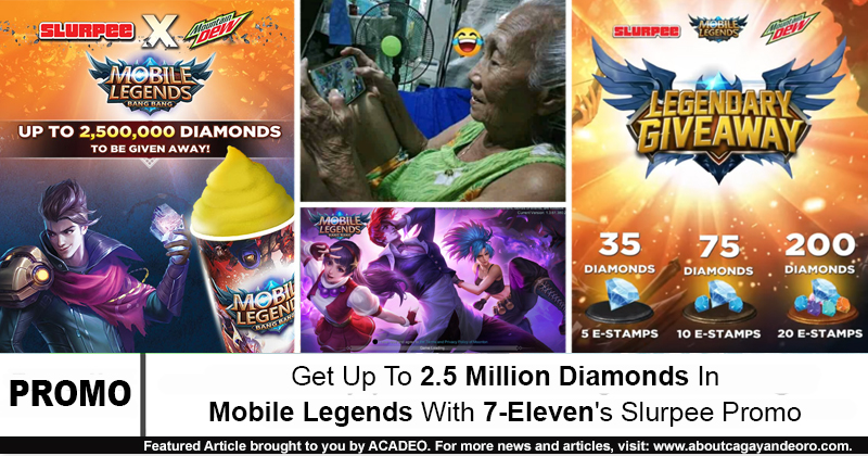 Get Up To 2 5 Million Diamonds In Mobile Legends With 7