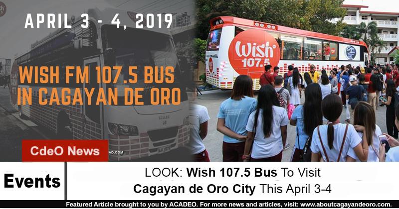 Wish 107.5 Bus