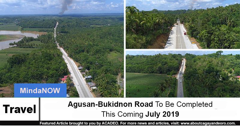 Agusan-Bukidnon Road