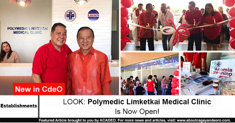 Polymedic Limketkai Medical Clinic