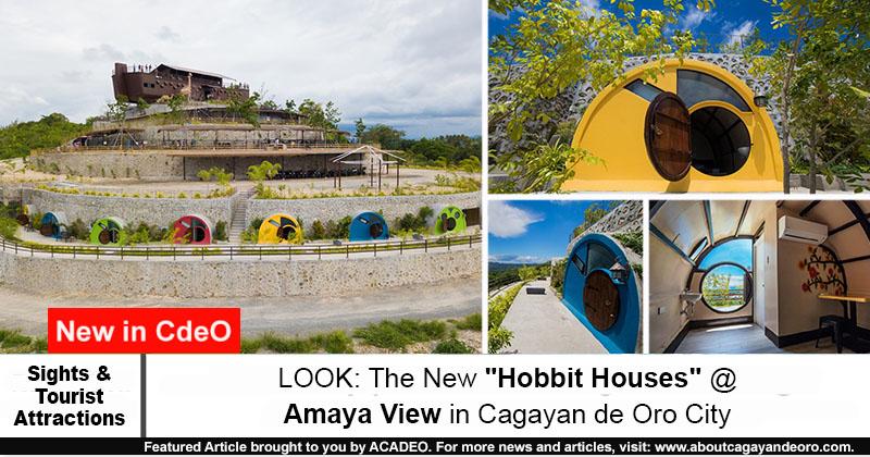 Amaya View Hobbit Houses