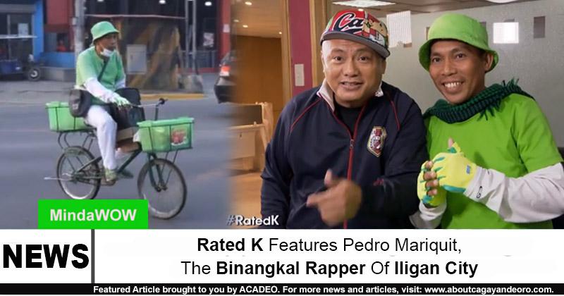 Binangkal Rapper