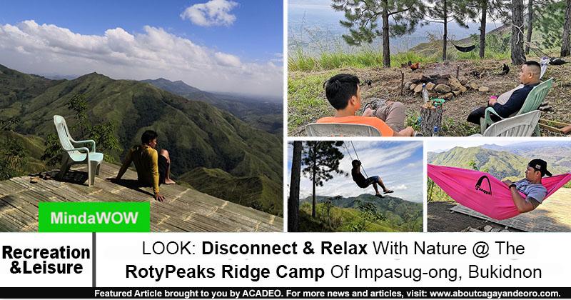 RotyPeaks Ridge Camp