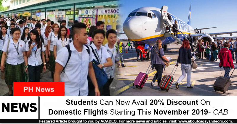 Student Fare Discount Act
