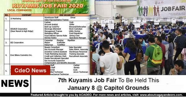 Kuyamis Job Fair
