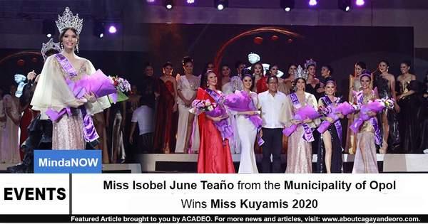 Miss Kuyamis 2020