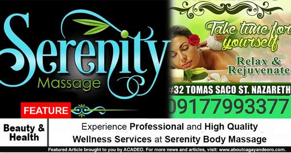 Experience Professional and High Quality Wellness Services at Serenity Body Massage