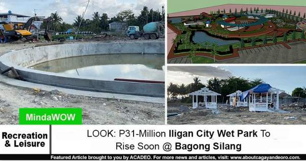 Iligan City Wet Park