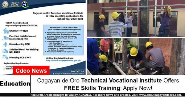 Cagayan de Oro Technical Vocational Institute