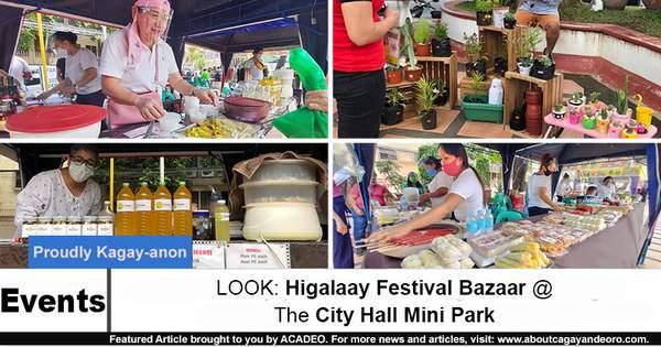 Higalaay Festival Bazaar