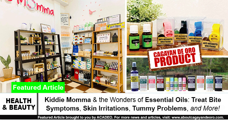 Kiddie Momma and the Wonders of Essential Oils: Treat Bite Symptoms, Skin Irritations, Tummy Problems, and More!