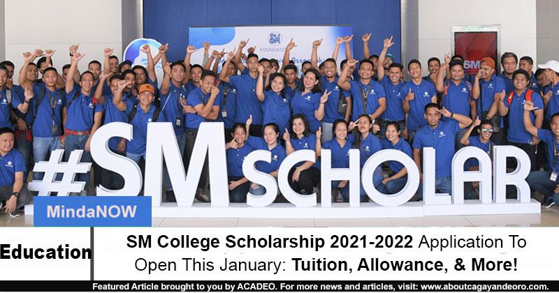 SM College Scholarship
