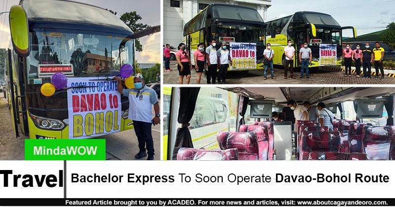 Davao-Bohol Route
