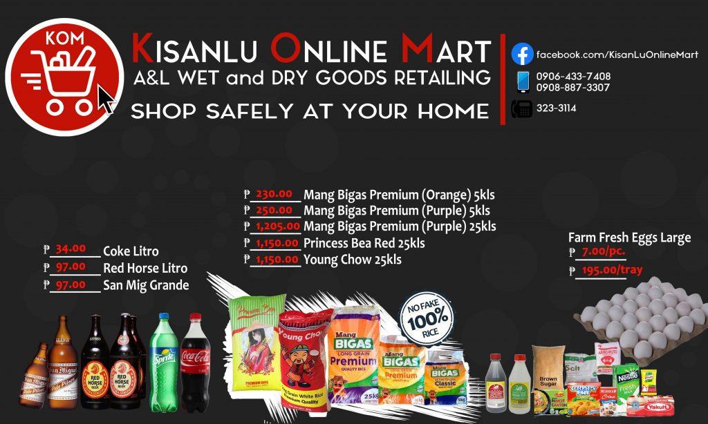 KisanLu Online Mart CDO