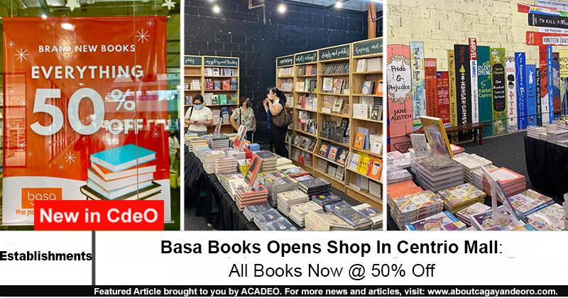 Basa Books
