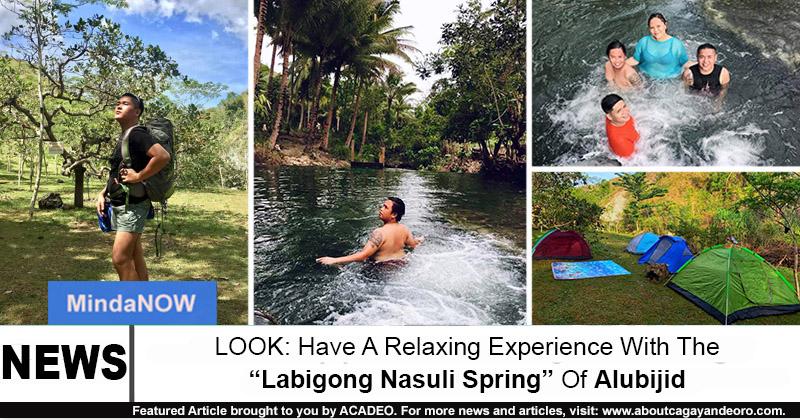 Labigong Nasuli Spring