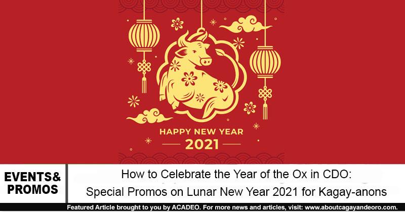 chinese new year 2021 cdo