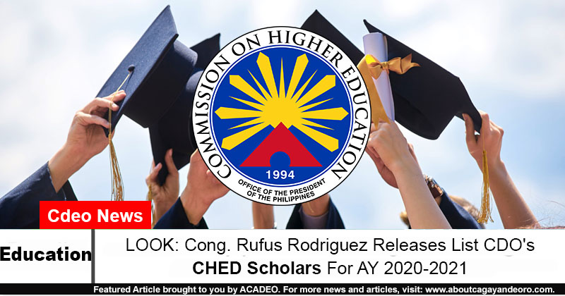 CHED Scholar
