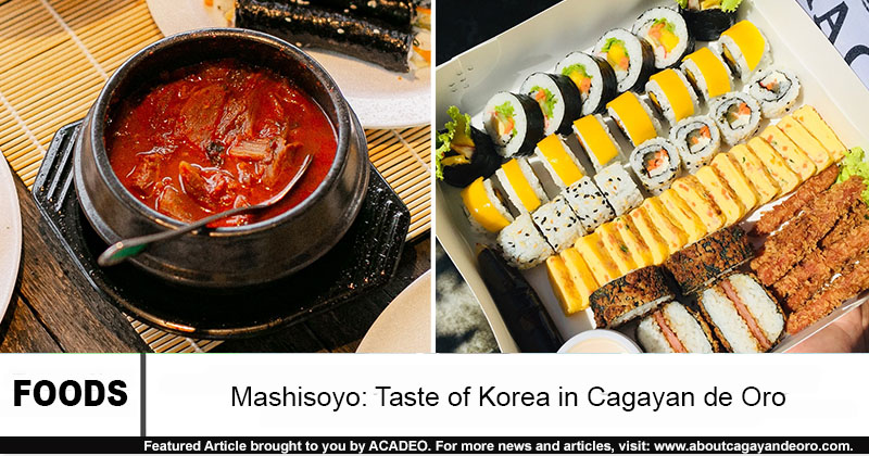 korean dishes in cdo