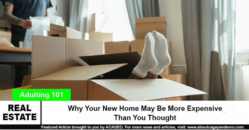 Why Your New Home May Be More Expensive Than You Thought - real estate