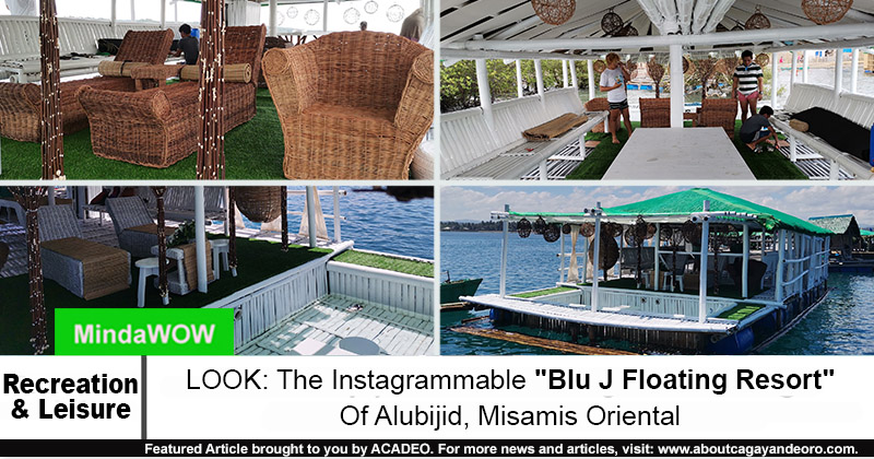Blu J Floating Resort