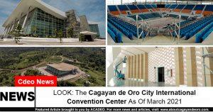 Cagayan de Oro City International Convention Center