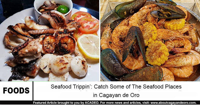 seafoods in cdo