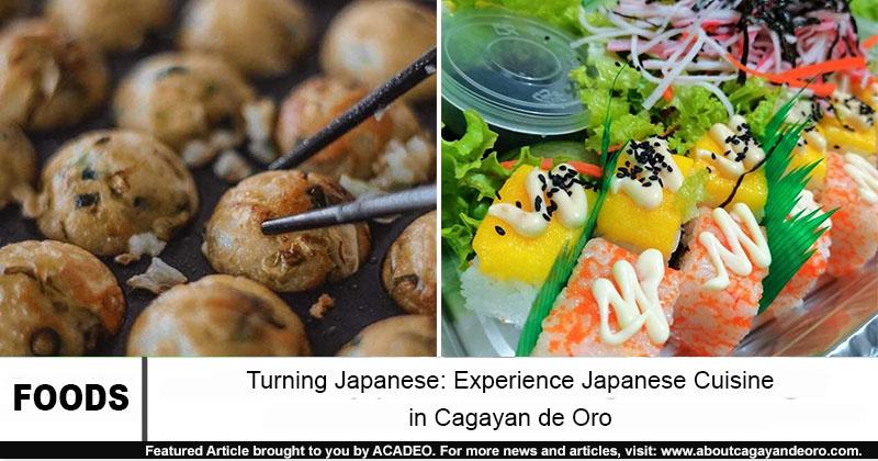 japanese food in cdo