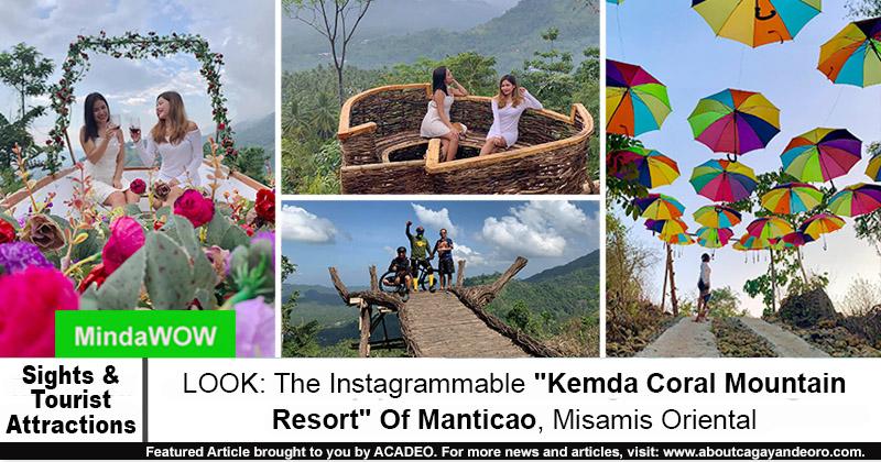 Kemda Coral Mountain Resort