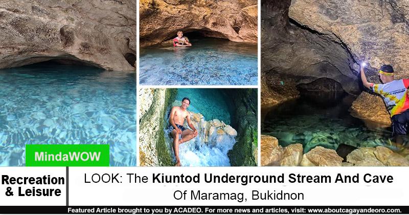 Kiuntod Underground Stream