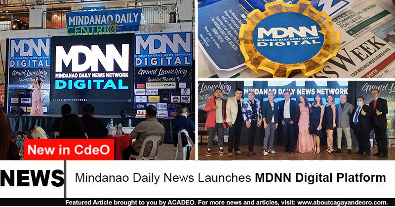 Mindanao Daily News Network Digital