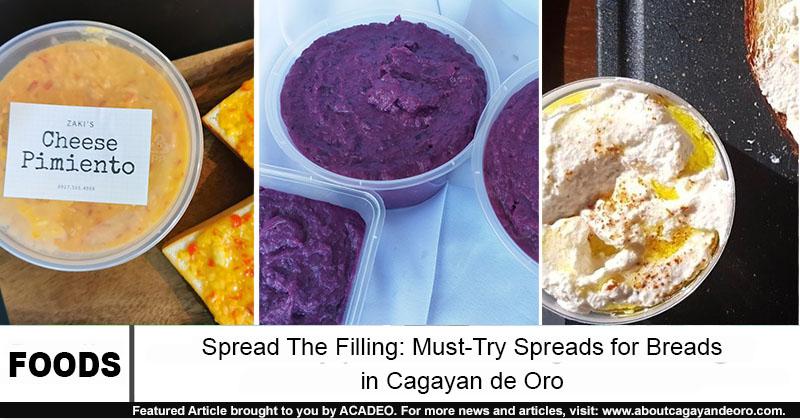 spreads for breads in cdo